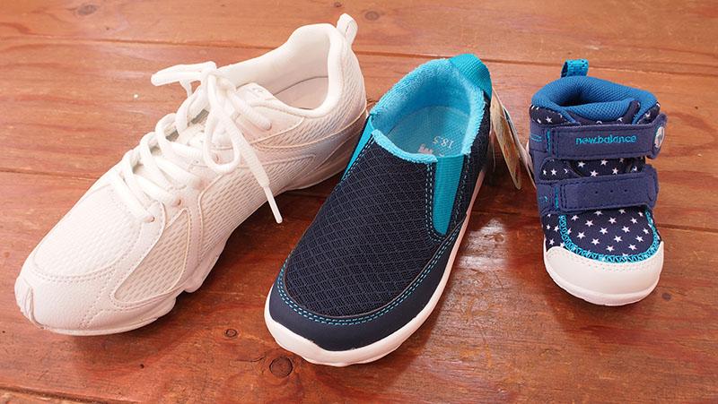 こどもの足に良い靴を知っていますか?良い点・悪い点を解説