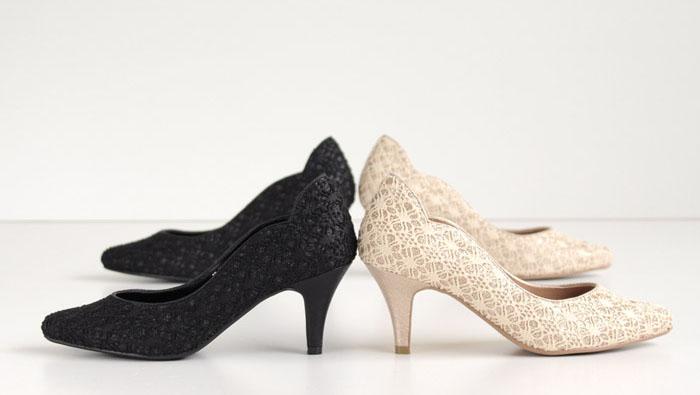 マナーを守ってキチンとかわいい。結婚式におすすめの女性靴は